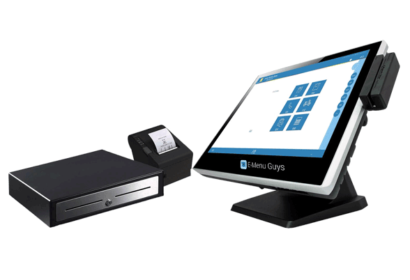 E-Menu Guys All-in-One-POS