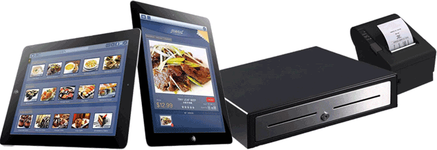 iPad POS E-Menu Guys